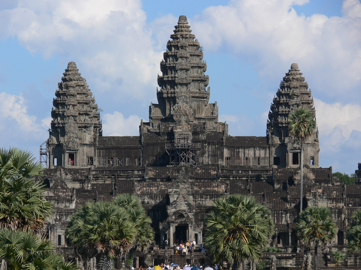Angkor Wat  Places to visit in Siem Reap, Cambodia
