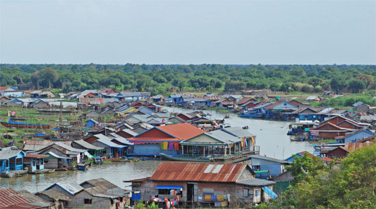 Tonle Sap Lake Exploration