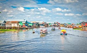 Tonle Sap Lake Exploration Tour Packages