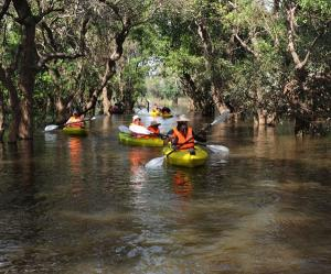 Tonle Sap Kayaking tour