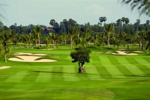 Golf course in Siem Reap